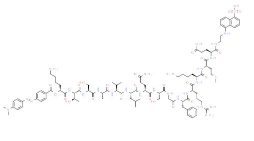 DABCYL-Lys-HCoV-SARS CAS 730985-86-1
