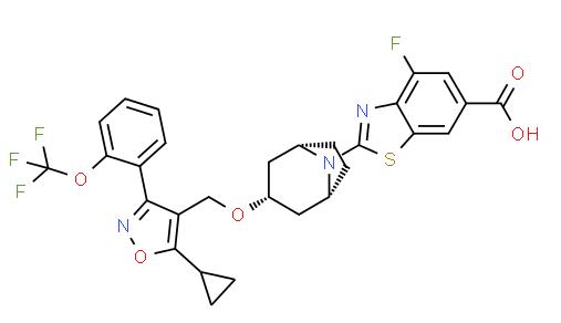 Tropifexor CAS 1383816-29-2