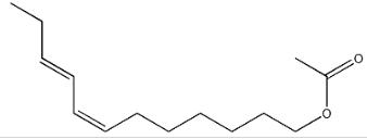 7E, 9Z-Dodecadienyl Acetate CAS 55774-32-8