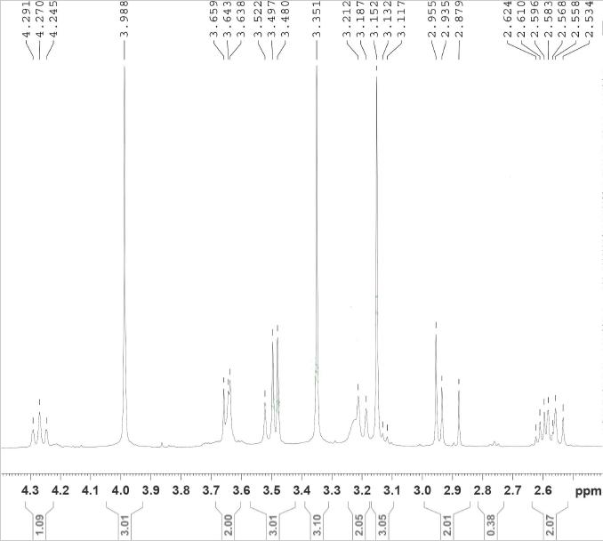 HNMR 5 of Ansamitocin P 3 CAS 66547 09 9 - Ansamitocin P-3 CAS 66547-09-9(66584-72-3)