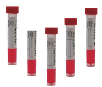 DISPOSABLE VIRUS SAMPLING KIT Product