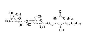 125712 73 4 1 - GalNACB1,3Gala1,4Galb1,4Glc Ceramide CAS WUNA-0014