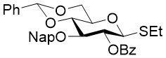 Ethyl 4,6-O-Benzylidene-3-O-(2-methylnaphthyl)-2-O-benzoyl-beta-Dthioglucopyranoside CAS 352008-11-8