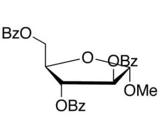 7473 42 9 1 - Methyl 2,3,5-tri-O-Benzoyl-alpha-D-arabinofuranoside CAS 7473-42-9