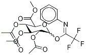 869996 05 4 1 - 1-(2,2,2-Trifluoro-N-phenylacetimidate)-2,3,4-tri-? O-acetyl-Dglucuronic Acid Methyl Ester CAS 869996-05-4
