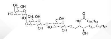 Gala1,3Galb1,4Glc Ceramide CAS WUNA-0013