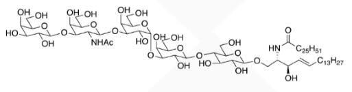 Galb1,3GalNAcb1,3Gala1,3Galb1,4Glc Ceramide CAS WUNA-0017