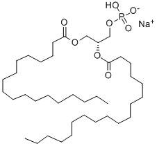 Octadecanoic Acid 1,1′-(1R)-1-[(Phosphonooxy)Methyl]-1,2-Ethanediyl Ester Sodium Salt(1:1) CAS 108321-18-2