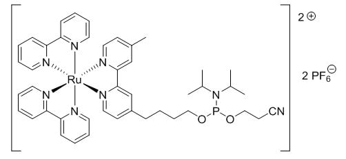 Ruthenium(II) Phosphoramidite complex CAS 144642-43-3