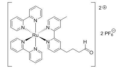 Tris(2,2'-bipyridyl) ruthenium aldehyde CAS CE-0006