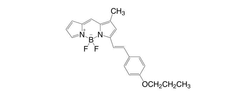 1201643 08 4 - [[(3,4,5-Trimethyl-1H-pyrrol-2-yl)(3,4,5-trimethyl-2H-pyrrol-2-ylidene)methyl]carbonitrile](difluoroborane) CAS 157410-23-6