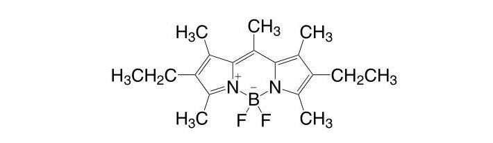 [[(4-Ethyl-3,5-dimethyl-1H-pyrrol-2-yl)(4-ethyl-3,5-dimethyl-2H-pyrrol-2-ylidene)methyl]methane](difluoroborane) CAS 131083-16-4