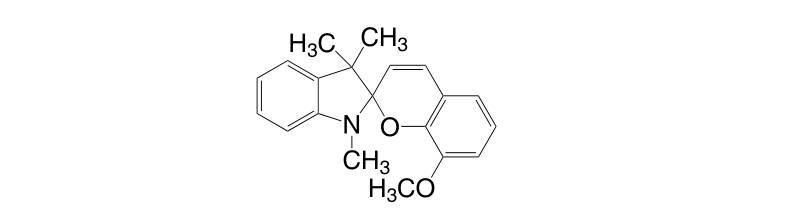 13433 31 3 - 1,3,3-Trimethylindolino-8'-methoxybenzopyrylospiran CAS 13433-31-3