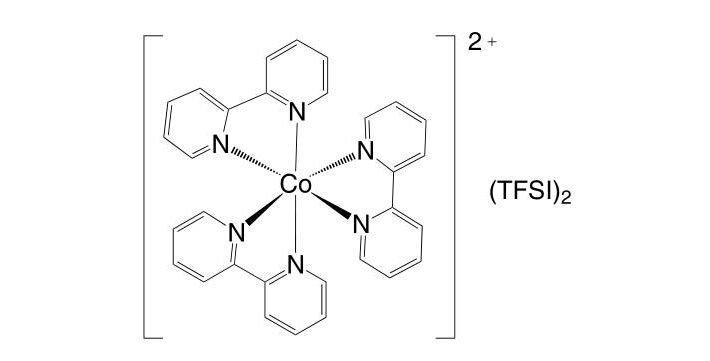 Co(II)(bpy)3(TFSI)2 CAS 1353745-90-0