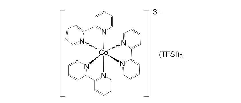 1353745 91 1 - Co(III)(bpy-pz)2(PF6)3 CAS 1346417-60-4