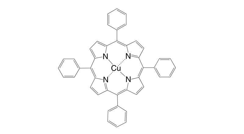 14172 91 9 - 5,15-Bis[3,5-di(tert-butyl)phenyl]porphyrin CAS 173613-63-3