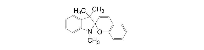 1485 92 3 - 1,3,3-Trimethylindolino-8'-methoxybenzopyrylospiran CAS 13433-31-3