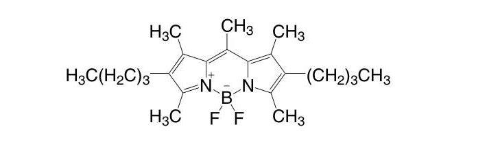 [[(4-Butyl-3,5-dimethyl-1H-pyrrol-2-yl)(4-butyl-3,5-dimethyl-2H-pyrrol-2-ylidene)methyl]methane](difluoroborane) CAS 151486-56-5