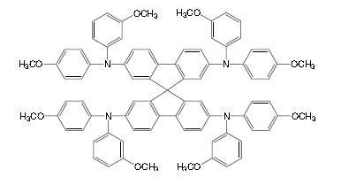 p,m-Spiro-MeOTAD CAS 1573202-44-4
