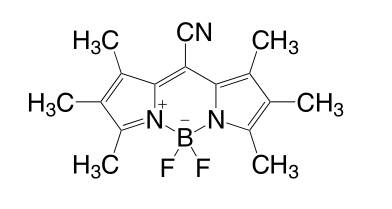 [[(3,4,5-Trimethyl-1H-pyrrol-2-yl)(3,4,5-trimethyl-2H-pyrrol-2-ylidene)methyl]carbonitrile](difluoroborane) CAS 157410-23-6