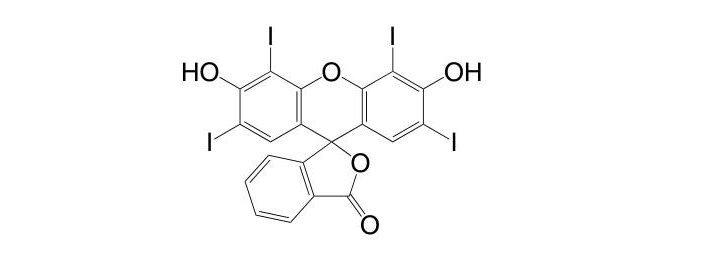 Tetraiodofluorescein CAS 15905-32-5