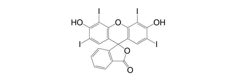 15905 32 5 - 2',4',5',7'-Tetrabromo-3,4,5,6-tetrachlorofluorescein CAS 13473-26-2
