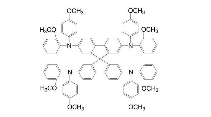 p,o-Spiro-MeOTAD CAS 1628961-22-7