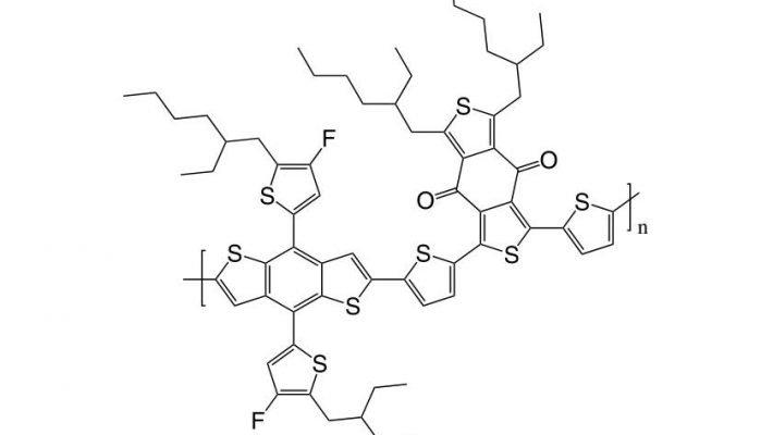 PBDB-T-F CAS 1802013-83-7