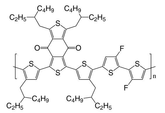 PBDD4T-2F CAS 1890205-85-2