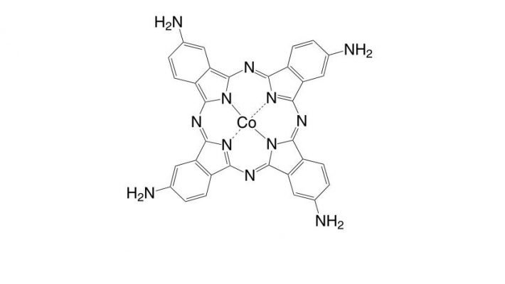 Cobalt(II) 2,9,16,23-tetraamino-phthalocyanine CAS 203860-42-8