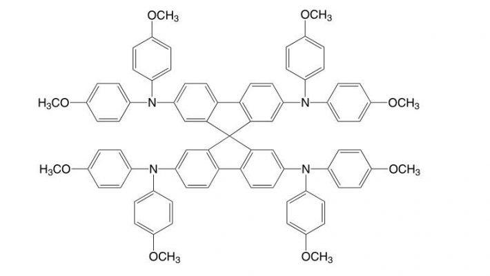 Spiro-MeOTAD CAS 207739-72-8