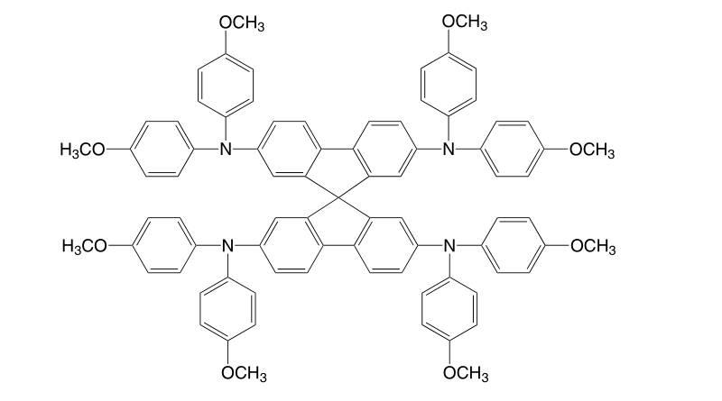 207739 72 8 - Spiro-MeOTAD-HTM1 CAS 1573202-31-9