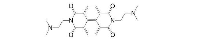 2,7-Bis(2-(dimethylamino)ethyl)benzo[lmn][3,8]phenanthroline-1,3,6,8(2H,7H)-tetraone CAS 22291-04-9