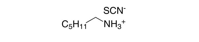 25162 85 0 - Ethylammonium thiocyanate CAS 25153-19-9