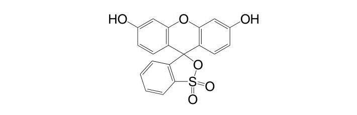 Sulfonfluorescein CAS 4424-03-7