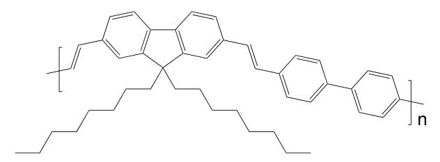 474975 20 7 - Poly[(9,9-dioctylfluorenyl-2,7-diyl)-co-(2,5-p-xylene)] CAS 1687752-52-8