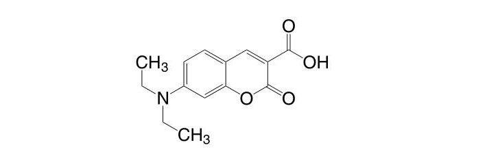 7-(Diethylamino)coumarin-3-carboxylic Acid CAS 50995-74-9