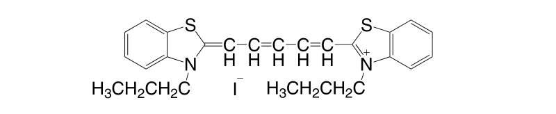 53213 94 8 - 3,3'-Dipropylthiadicarbocyanine iodide CAS 53213-94-8