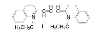 605 91 4 - 3,3'-Dipropylthiadicarbocyanine iodide CAS 53213-94-8