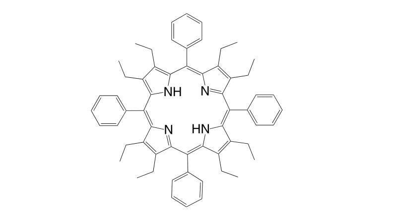 63511 61 5 - 5,15-Bis[3,5-di(tert-butyl)phenyl]porphyrin CAS 173613-63-3
