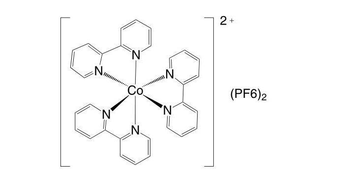 Co(II)(bpy)3(PF6)2 CAS 79151-78-3