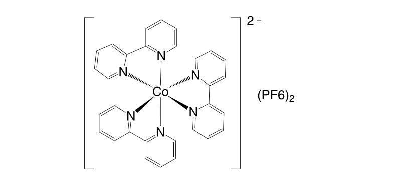 79151 78 3 - Co(III)(bpy-pz)2(PF6)3 CAS 1346417-60-4