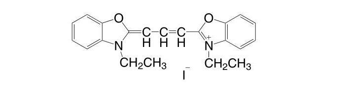 3,3′-Diethyloxacarbocyanine iodide CAS 905-96-4