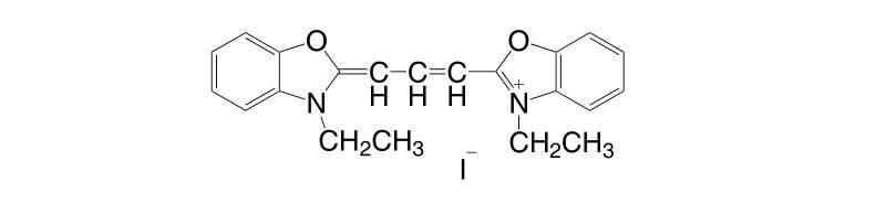 905 96 4 - 3,3'-Dipropylthiadicarbocyanine iodide CAS 53213-94-8
