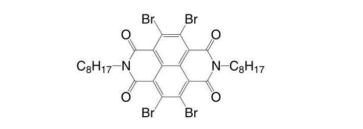 4,5,9,10-Tetrabromo-2,7-dioctylbenzo[lmn][3,8]phenanthroline-1,3,6,8-tetraone CAS 954374-43-7