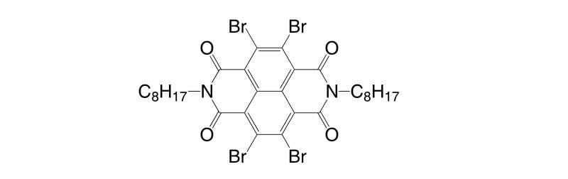 954374 43 7 - 4,5,9,10-Tetrabromo-2,7-dioctylbenzo[lmn][3,8]phenanthroline-1,3,6,8-tetraone CAS 954374-43-7