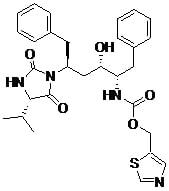 1010809 61 6 - Ritonavir EP Impurity C CAS 1010808-43-1