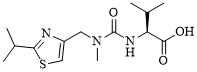 154212 61 0 - Ritonavir EP Impurity C CAS 1010808-43-1