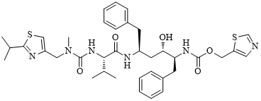 155213 67 5 - Ritonavir EP Impurity C CAS 1010808-43-1