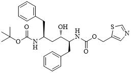 162849 95 8 - Ritonavir EP Impurity C CAS 1010808-43-1
